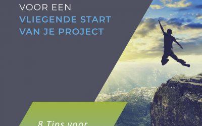 E-Book: De succesformule voor een vliegende start van je project