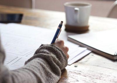 Schrijven met Impact